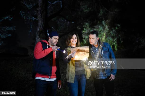'Treasure Ride Poker Hearing' When Heather finds a map to a time capsule she buried with her brothers as kids they all set out to find it and dig it...