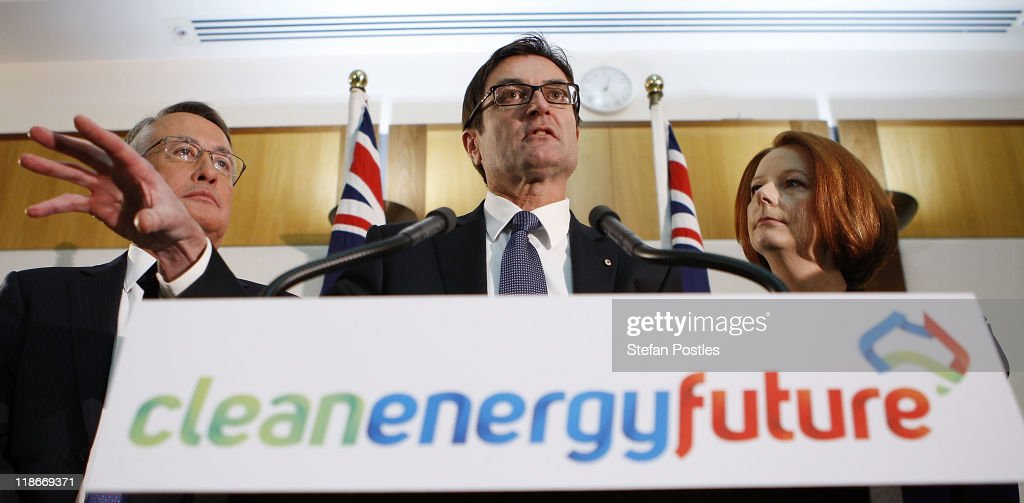 Government Announces Carbon Tax Details