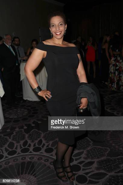 Treasurer/Salon's Melanie McFarland at the 33rd Annual Television Critics Association Awards during the 2017 Summer TCA Tour at The Beverly Hilton...