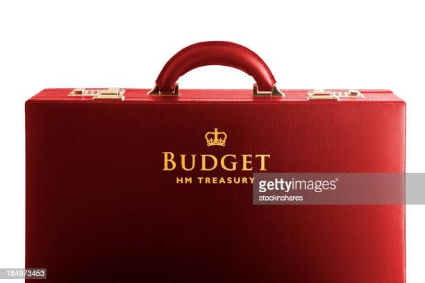 UK tesorería presupuesto