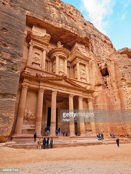 Treasury building, Petra, Jordan