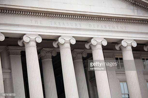 US Treasury Building, Washington DC