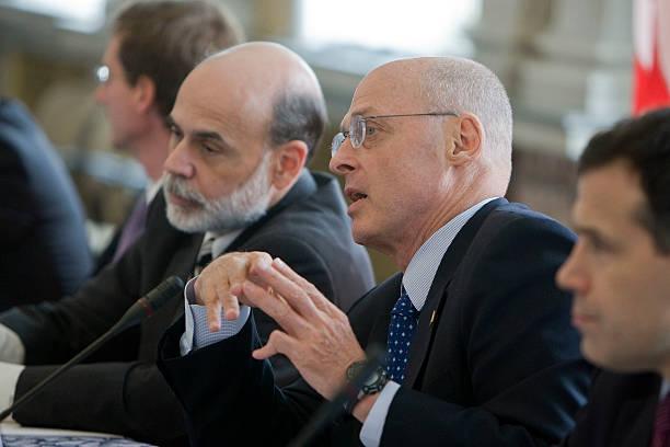 Treasury Secretary Henry Paulson and Federal Reserve