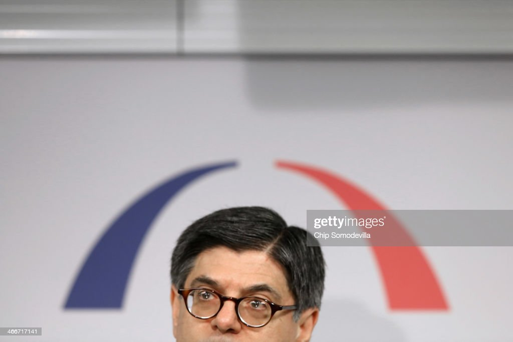 Treasury Secretary Lew Urges Congress To Raise Debt Limit