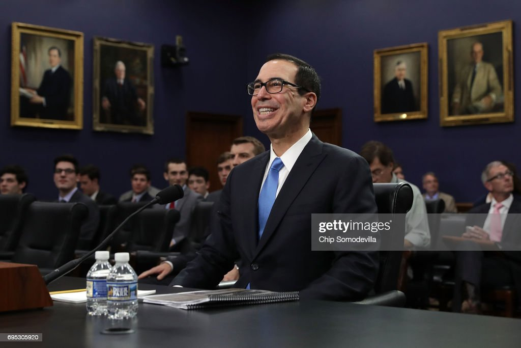 Treasury Secretary Mnuchin Testifies Before House Appropriations Committee