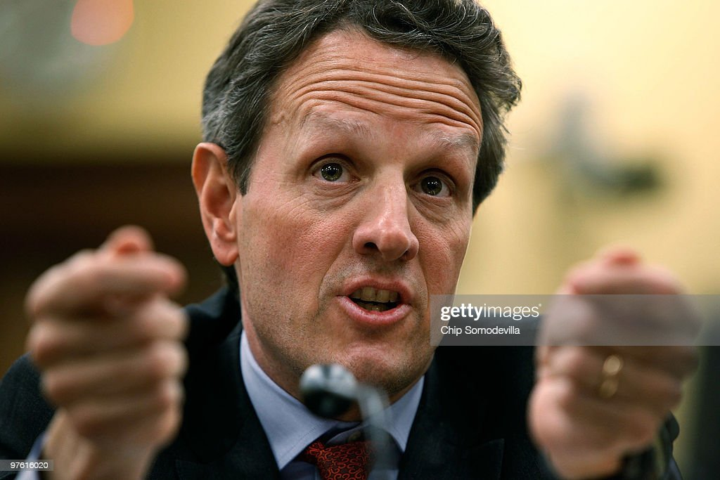 Geithner Testifies Before House Appropriations Cmte On FY2011 Budget