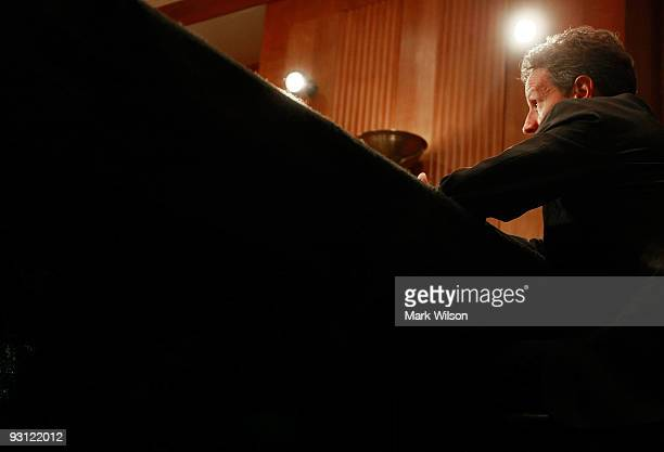 Treasury Secretary Timothy Geithner testifies during a Senate Foreign Relations Committee hearing on Capitol Hill on November 17 2009 in Washington...