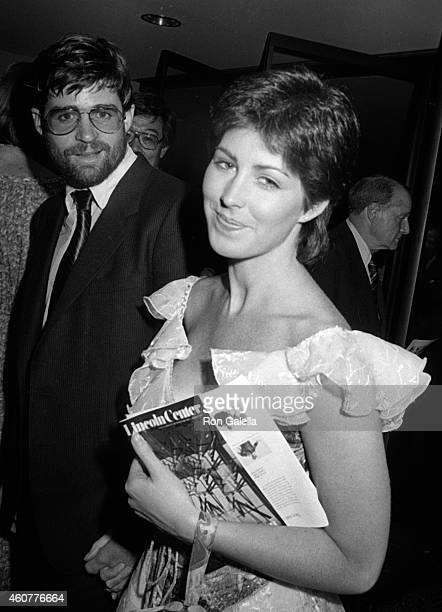 Treat Williams and Dana Delany attend Shanghai Peking Opera Opening on August 12 1981 at Alice Tully Hall at Lincoln Center in New York City