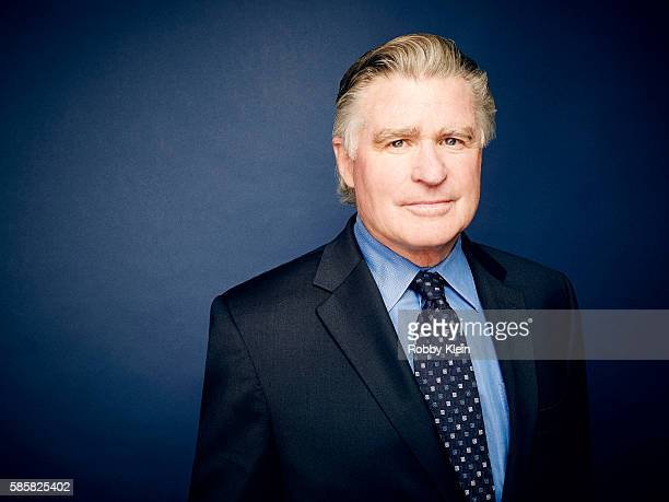 Treat Williams is photographed at the Hallmark Channel Summer 2016 TCA's on July 27 2016 in Los Angeles California