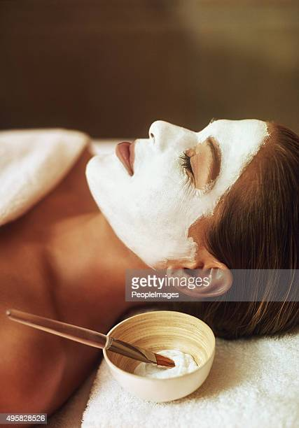 Treat your skin to a soothing facial