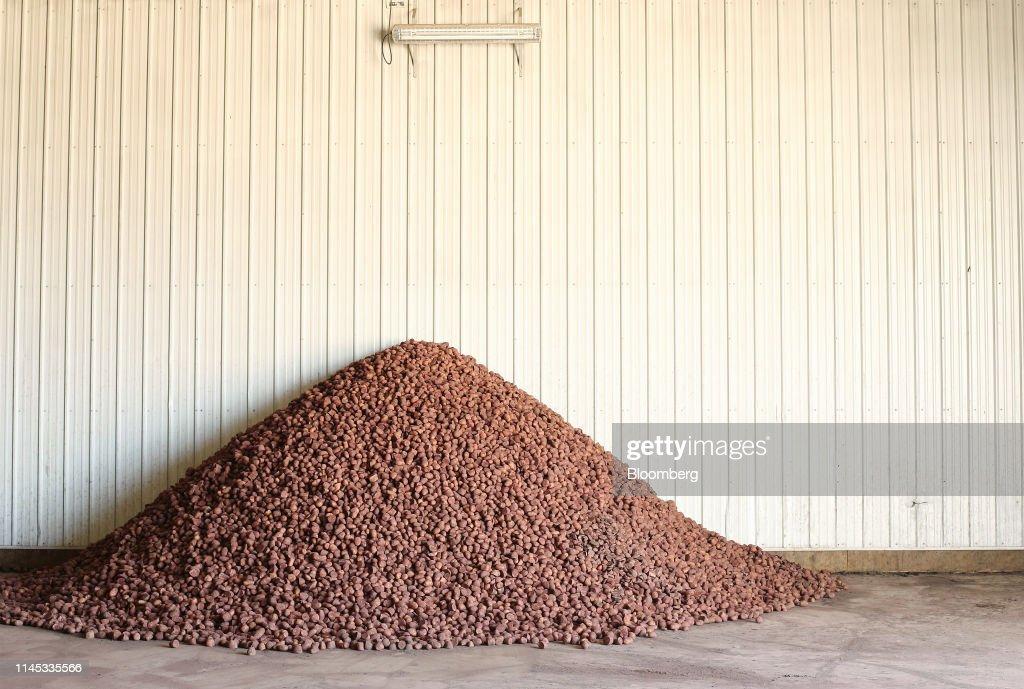 CAN: Potato Seeding As Manitoba's CropSeedingIs Close To Pace Of Five-Year Average