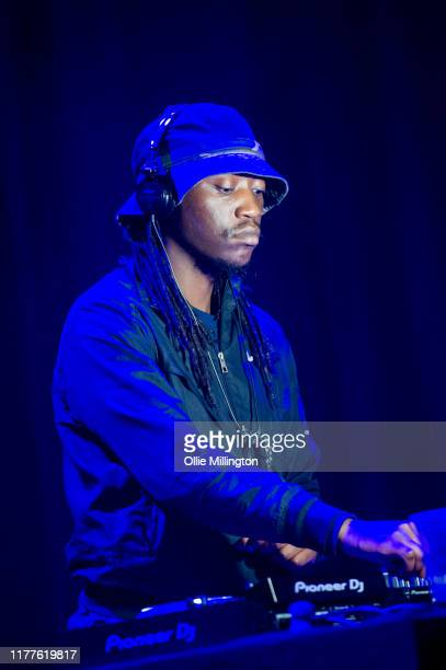 Treble Clef performs during the A Life Of Grime Show at O2 Forum Kentish Town on September 27 2019 in London England