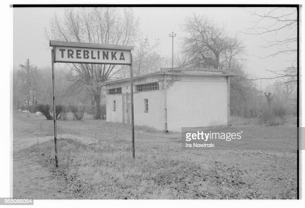 Treblinka railroad stop The discontinued railroad stop at the village of Treblinka once saw the deportation transports pass through on their way to...