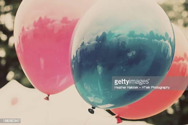 Tree balloons