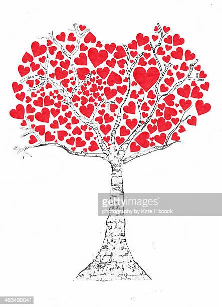 Tree of hearts