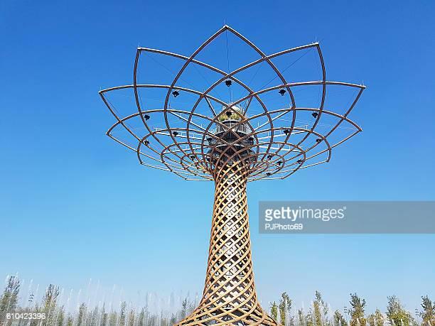Baum des Lebens, Symbol der Expo 2015