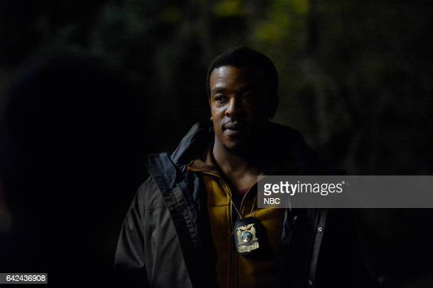 GRIMM 'Tree People' Episode 609 Pictured Russell Hornsby as Hank Griffin