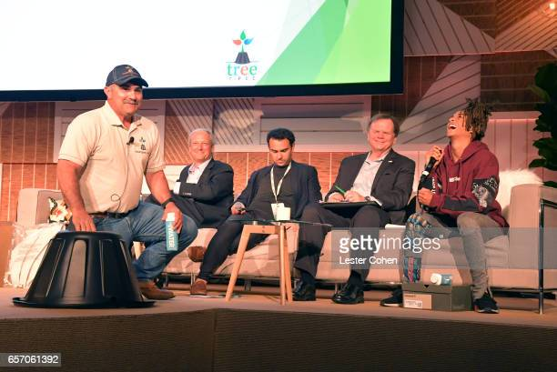 Tree T Pee founder Johnny Georges New Pacific Realty CEO and EMA board chair David Margulies Niche cofounder Rob Fishman Leonardo DiCaprio Foundation...