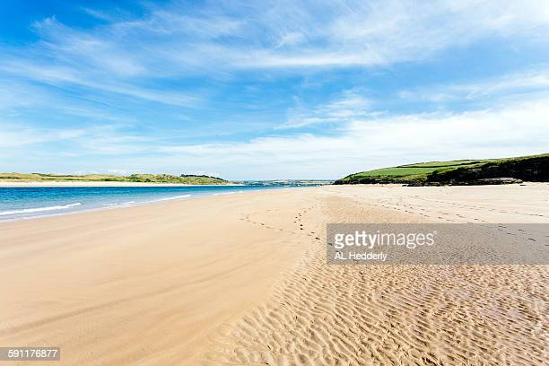Tregirls beach, Cornwall