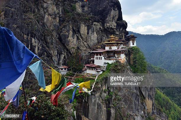 CONTENT] Trekking from Paro to Taktsang Monastery Tiger's Nest Monastery Paro Bhutan may 2013