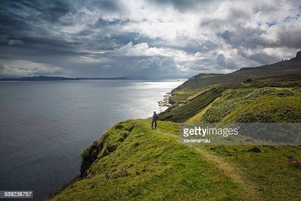 Trekking in Isle of Skye