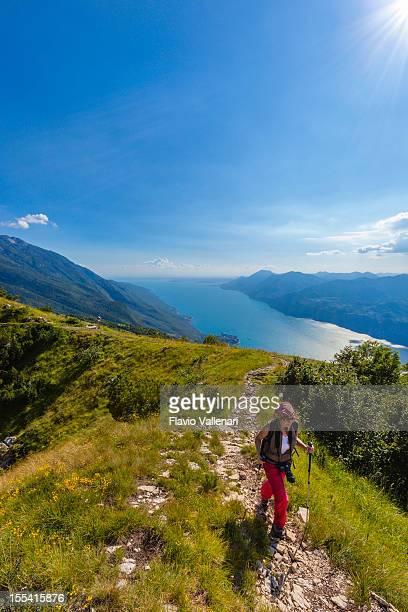 Trekking sul Monte Baldo