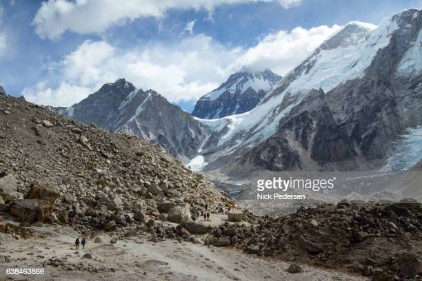 Trekking to Mount Everest Base Camp