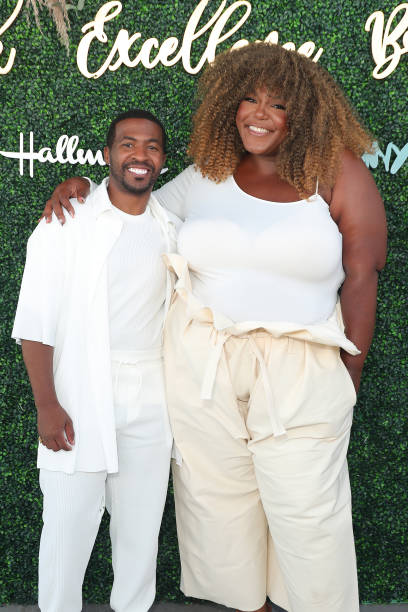 CA: Black Excellence Brunch Honoring Tabitha Brown Hosted by Trell Thomas and Danielle Young
