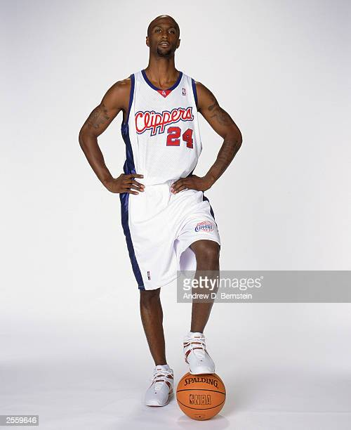 Tremaine Fowlkes of the Los Angeles Clippers poses for a portrait during NBA Clippers Media Day in Los Angeles California NOTE TO USER User expressly...