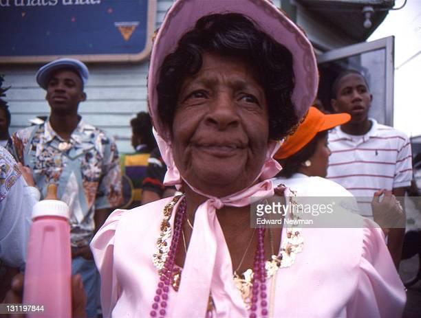 Treme New Orleans Mardi Gras 1992