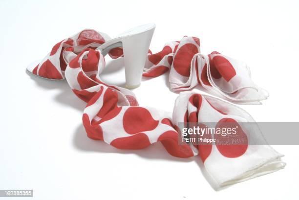 The Tops Of The Spring From A To Z Visuel sur les incontournables de l'art de vivre et les produits emblématiques de l'année 2003 mule Michel Perry