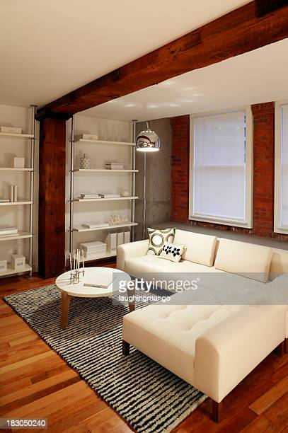 trendy apartment furnished
