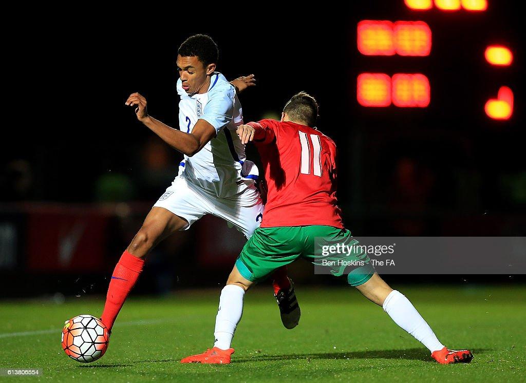 England v Bulgaria: U19 International Match : News Photo