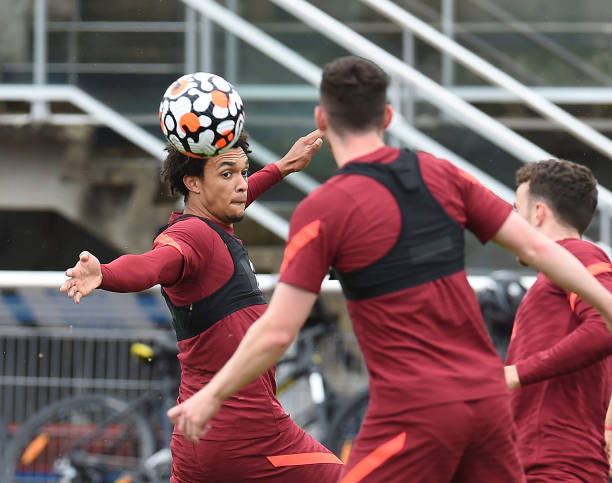 AUT: Liverpool Pre-Season Training Session