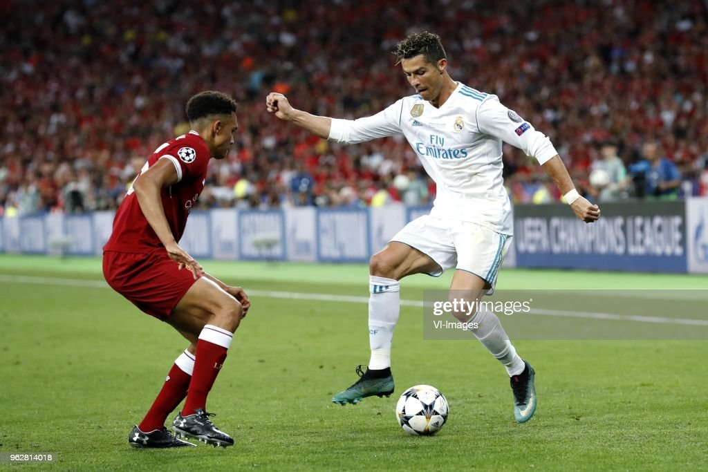 UEFA Champions League'Real Madrid v Liverpool FC' : News Photo