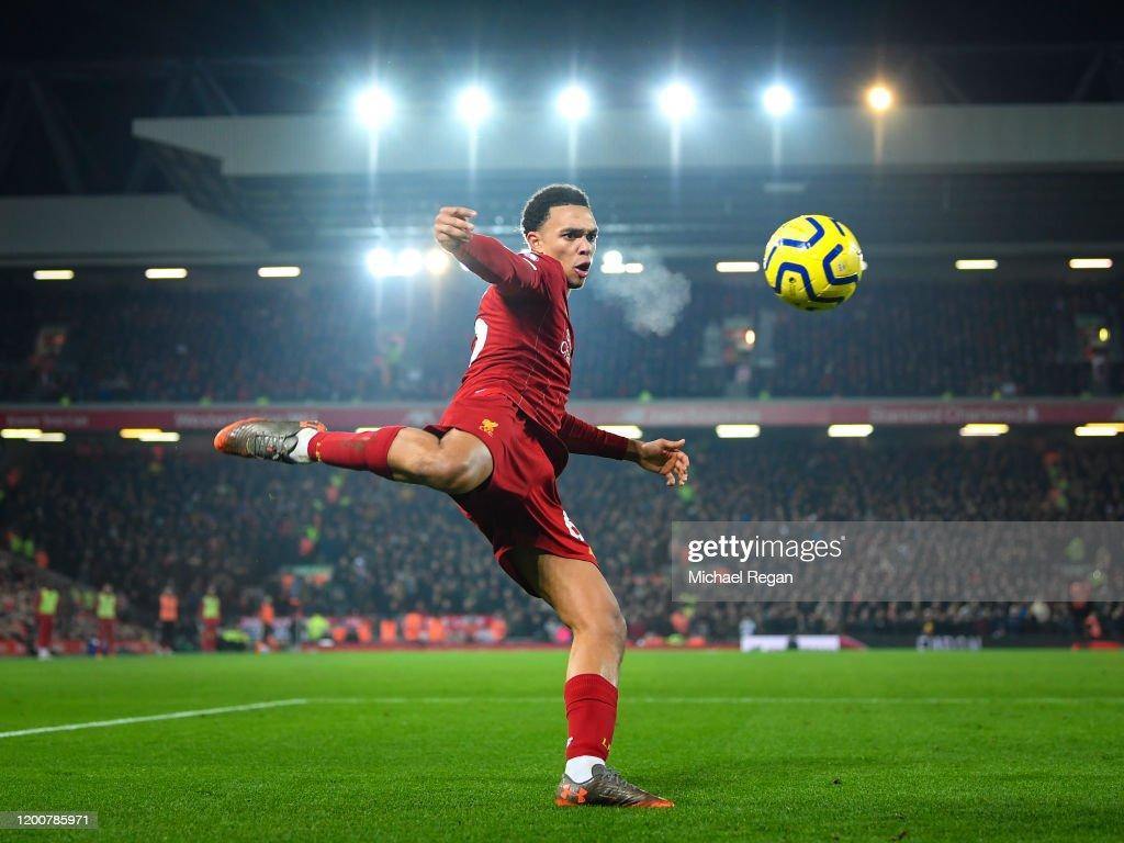 Liverpool FC v Manchester United - Premier League : Nyhetsfoto