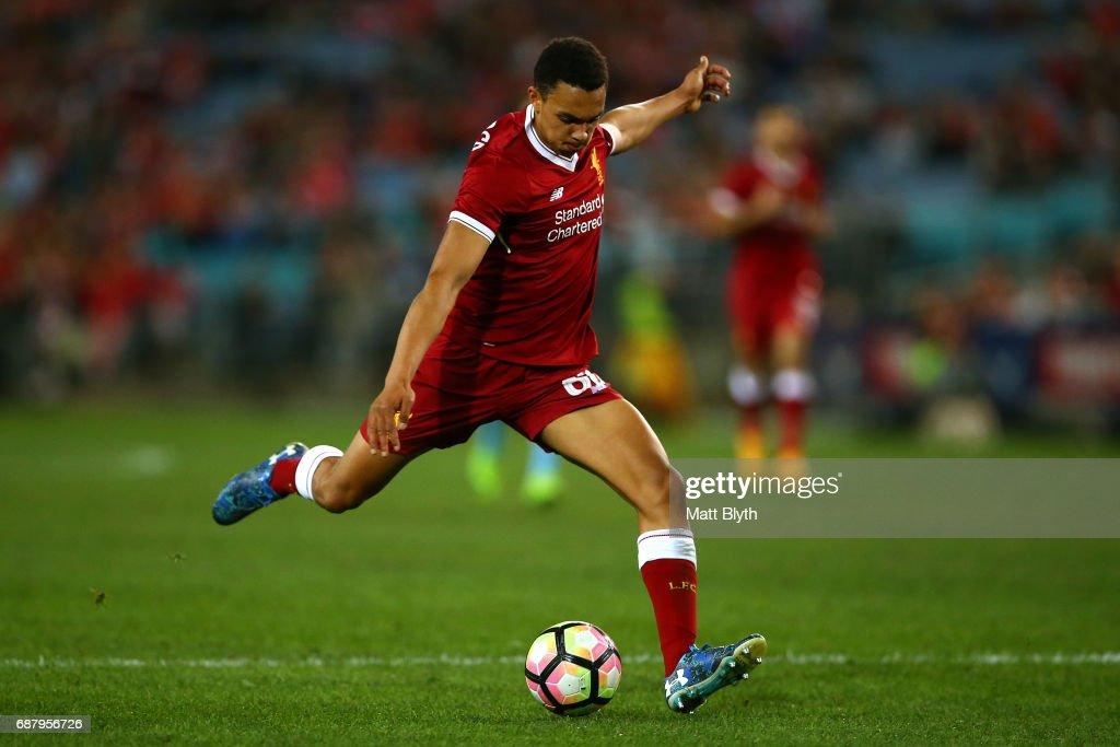 Sydney FC v Liverpool FC : News Photo
