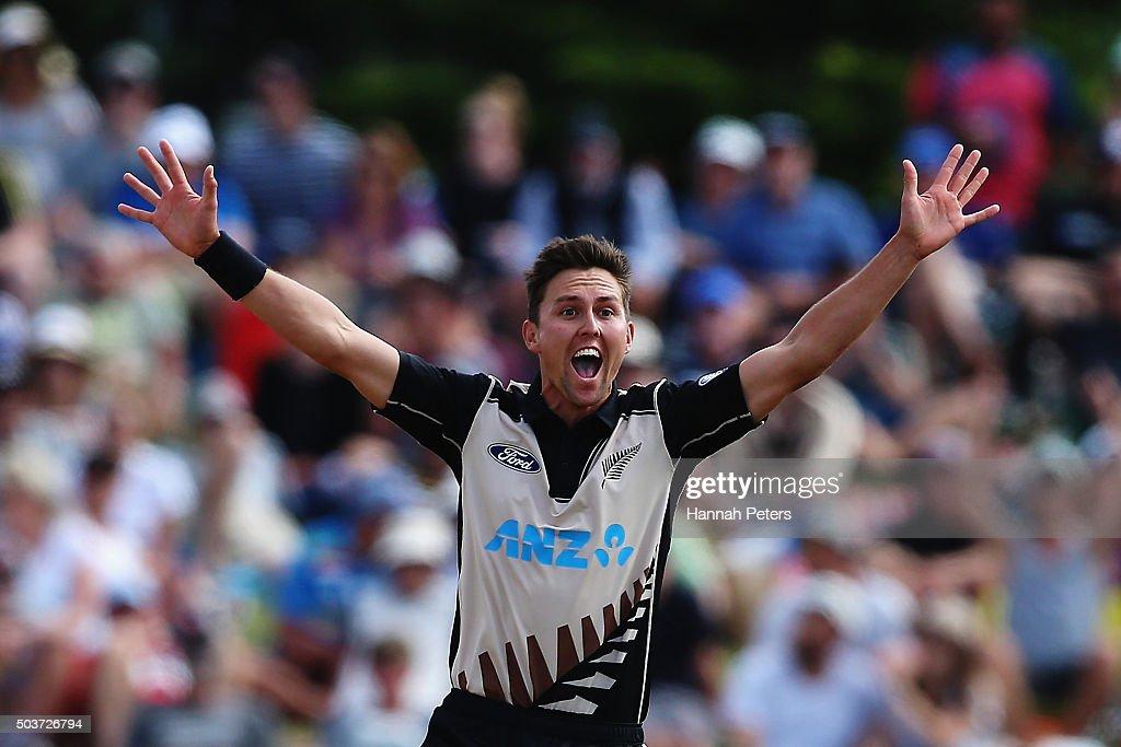 New Zealand v Sri Lanka - 1st T20