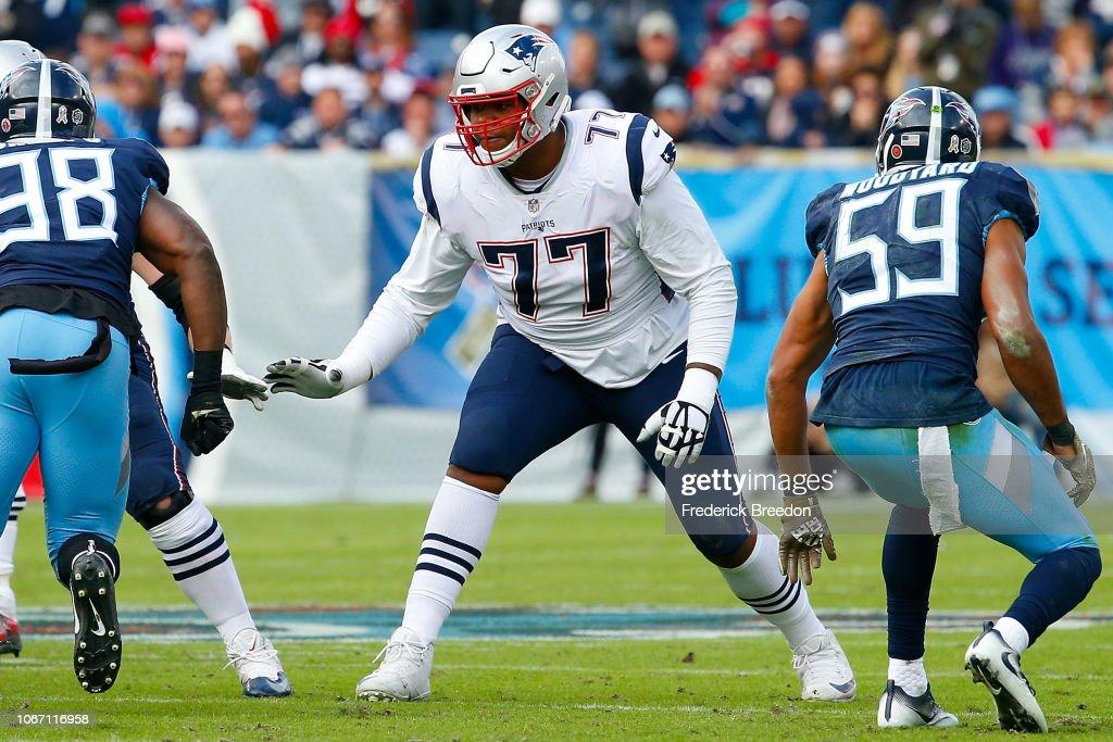 New England Patriots v Tennessee Titans : News Photo