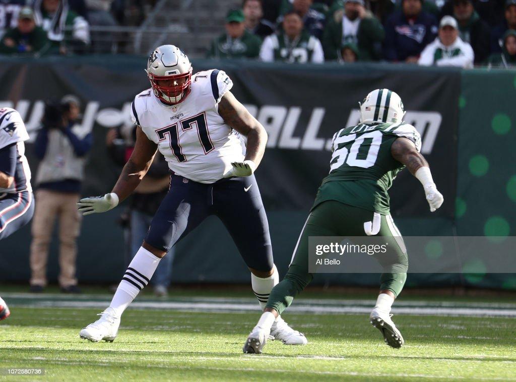 New England Patriots v New York Jets : Nachrichtenfoto