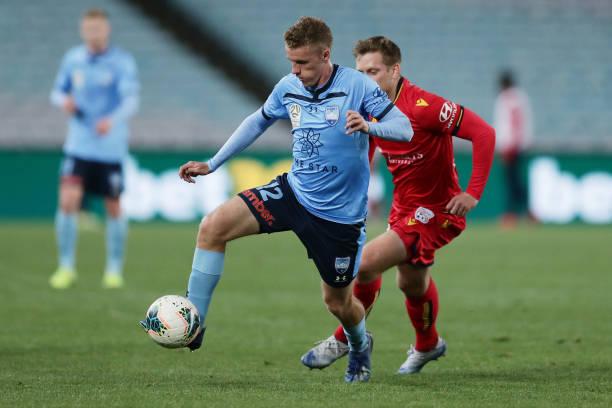 AUS: A-League Rd 27 - Adelaide v Sydney