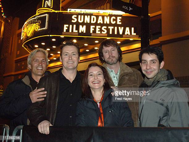 Trent Carlson Andrew Currie Mary Anne Waterhouse Blake Corbet and Kevin Eastwood