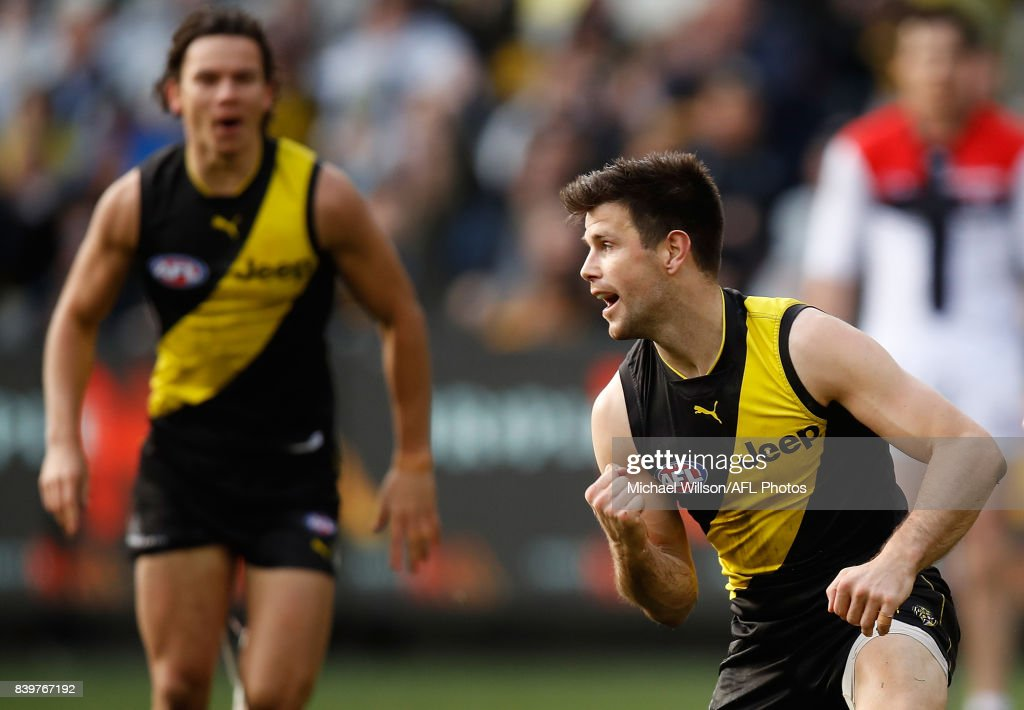 AFL Rd 23 - Richmond v St Kilda : News Photo