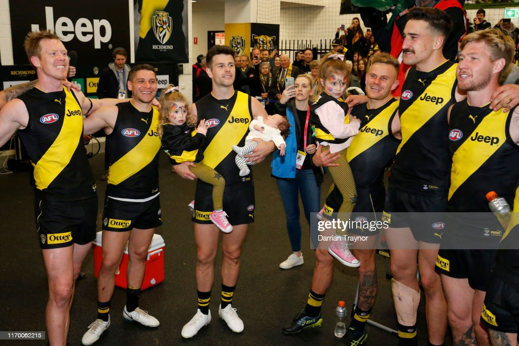 AFL Rd 23 - Richmond v Brisbane : News Photo