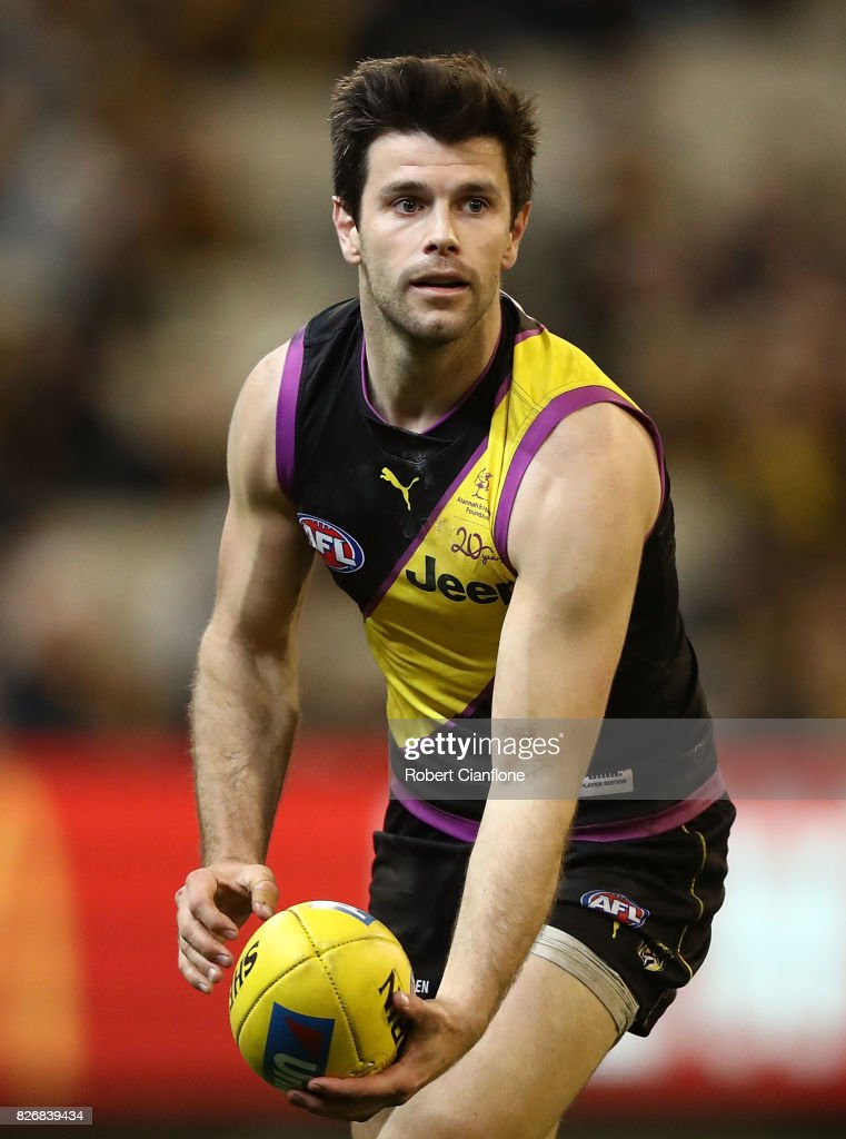 AFL Rd 20 - Richmond v Hawthorn