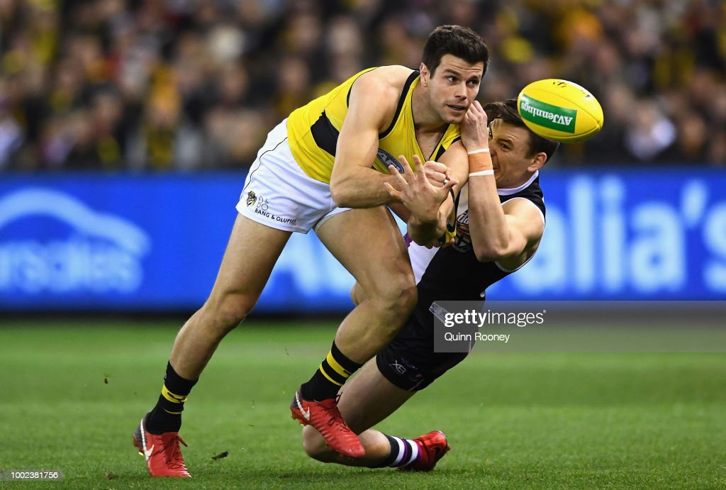 AFL Rd 18 - St Kilda v Richmond