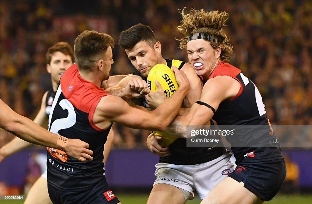 AFL Rd 5 - Melbourne v Richmond