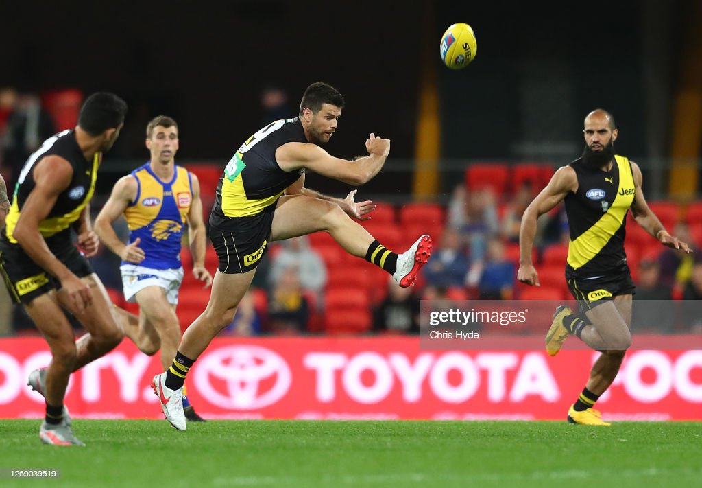 AFL Rd 14 -  Richmond v West Coast : News Photo