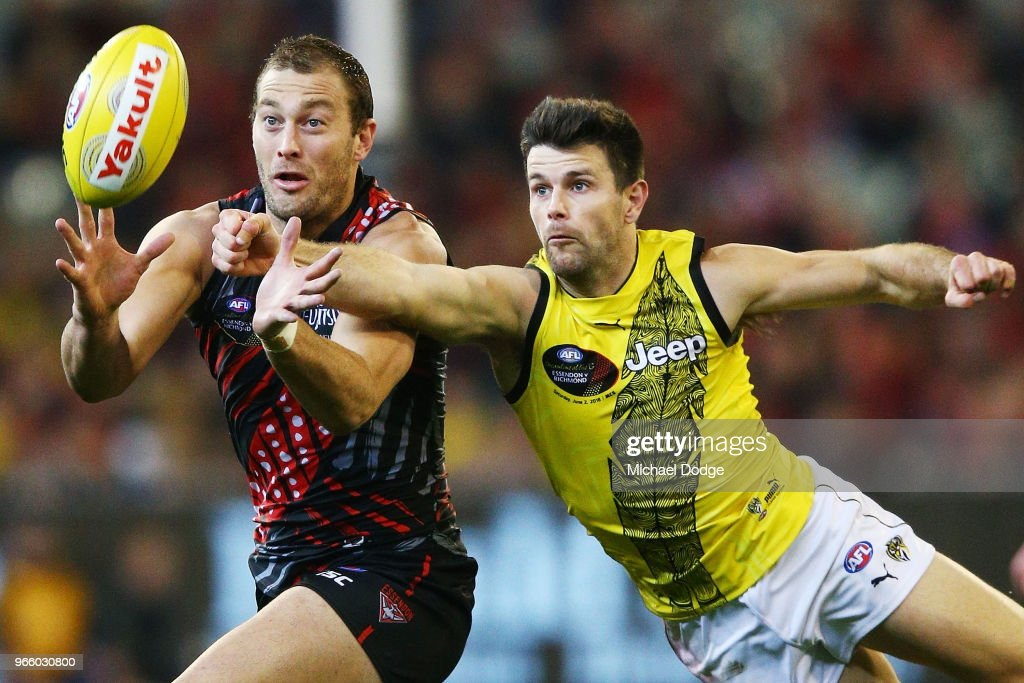 AFL Rd 11 - Essendon v Richmond