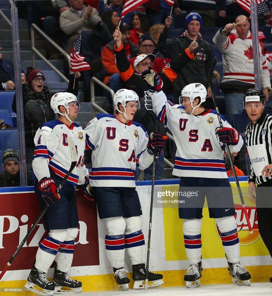 Team3 v Team4: Bronze Medal Game - 2018 IIHF World Junior Championship